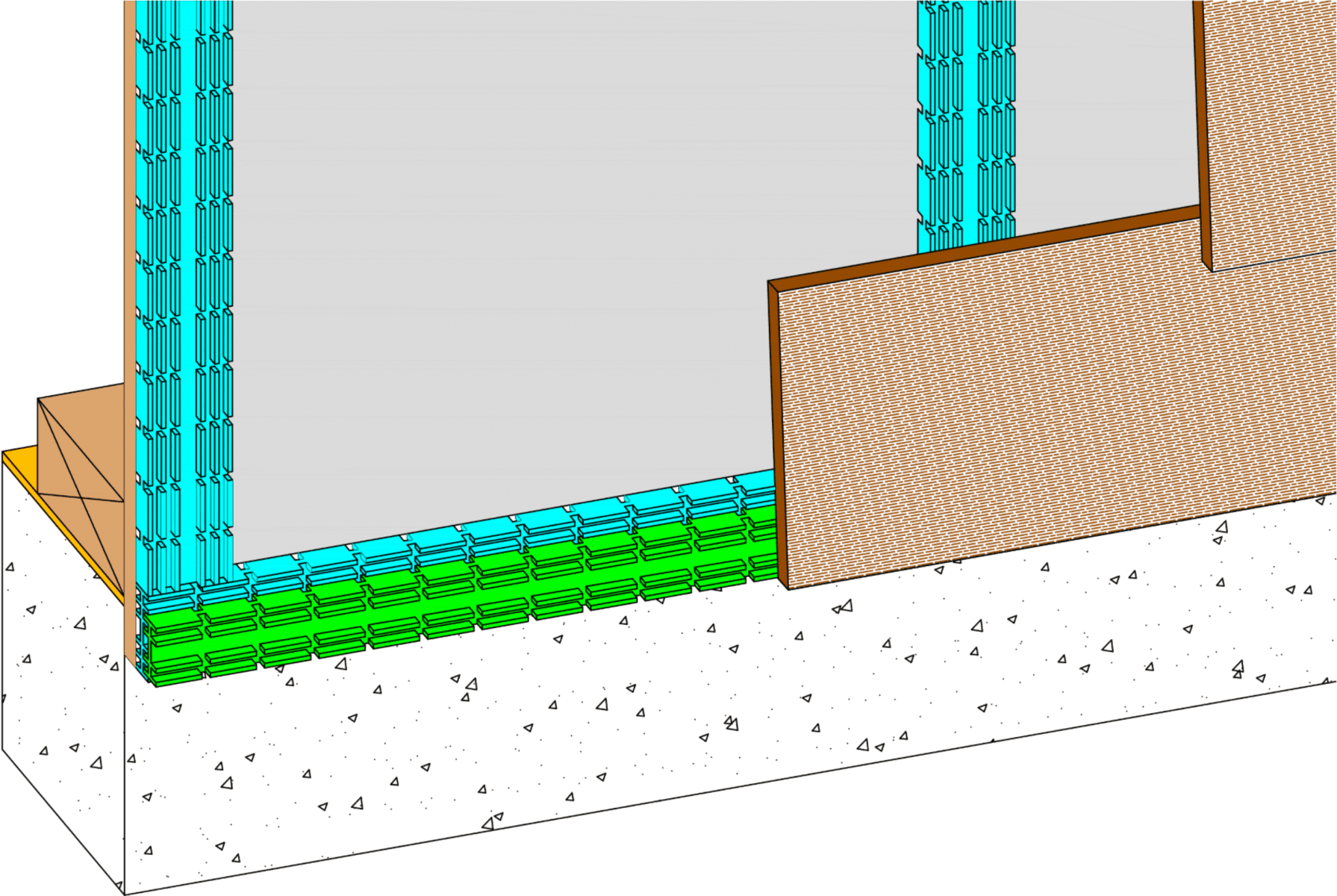 Watairvent Furring Strip Advanced Building Products