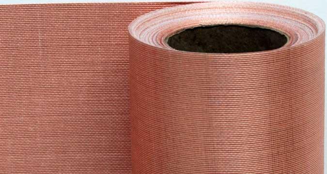 Copper Sealtite 2000® / Copper Fabric Flashing